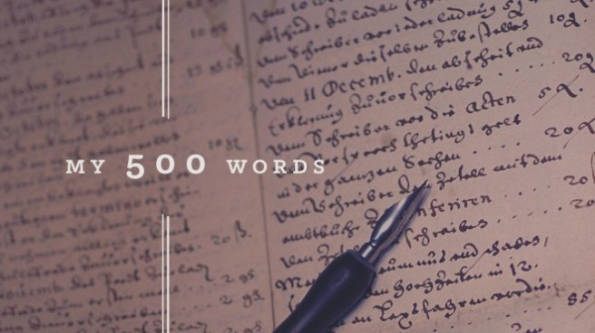My500Words image